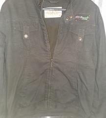 XL-es keki farmer kabát