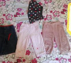 80-as kislány nadrág csomag