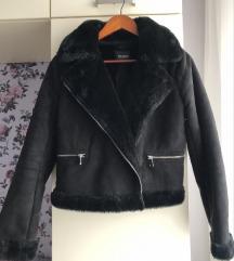 Pull&bear aviátor kabát
