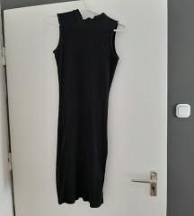 Garbó nyakú bodycon ruha