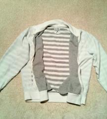 Devergo cipzáros pulóver (Harmad áron!)