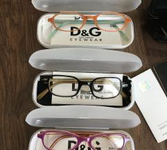Új szemüvegkeret D&G