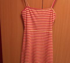 Színes, nyári pántos ruha