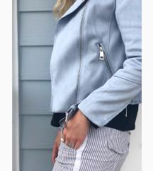H&M faux leather kabát  -- Nyár végéig 5000 Ft