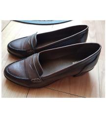 Vintage műbőr cipő + blokk , doboz 💟 Deichmann