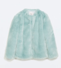 Zara műszőrme bunda