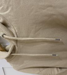 H&M béza pulóver