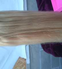 Eredeti Virgin Hair csatos póthaj