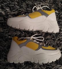 Vadi új platform sneakers cipő