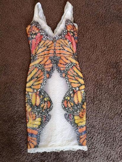 Sugarbird pillangós ruha