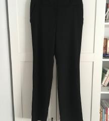 41-es Promod mid-rise, bővülű szűrú fekete nadrág