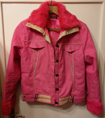 Pink dzseki