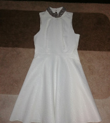 Alkalmi gyöngyházfényű ruha