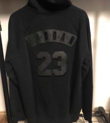 Jordan reflective hoodie