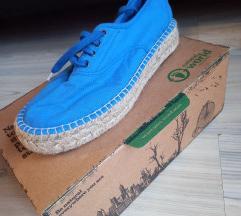NaturalWorld vászoncipő