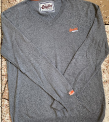 Superdry eredeti ujszeru ferfi pulover XL