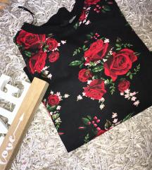 VADONATÚJ H&m-es rózsás pulcsi