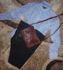 Vintage Francesco biasia  antikolt  bőr táska