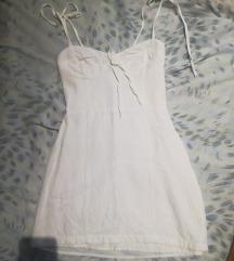 Bershka fehér ruha