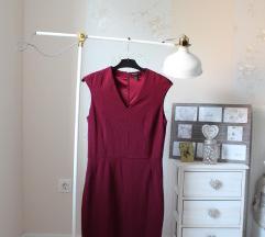 Mango bordó ruha