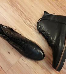 Paul Green bőrcipő ÚJ