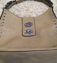 Bézs táska új!!