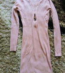 Új rózsaszín ruha
