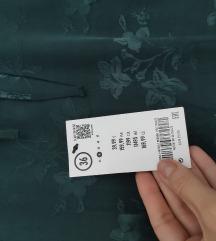 Új, címkés sötétzöld Orsay ruha 36/38