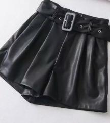 Vadiúj címkés műbőr nadrág