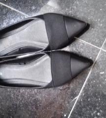 Tally Weijl fekete balerina 37 HIBÁTLAN