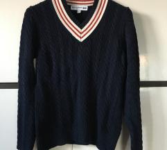Uniqlo kék pulóver