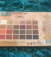 Glamour napok nálam! Revolution paletta
