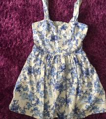 Atmosphere virágos ruha 38