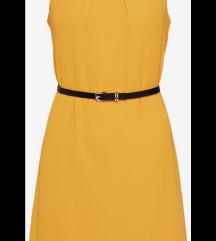 Eladó mustársárga női ruha
