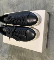 Calvin Klein fekete bőr 36 cipő