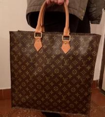 Louis Vuitton Sac Plat Monogram táska
