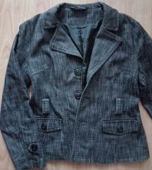 fekete kabátka/blézer