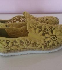 🍋💛 OMG csipke cipő
