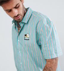 ASOS design oversize férfi ing