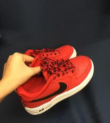 Nike Air-Force 1 NBA red