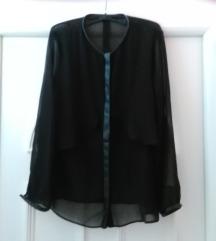 Zara fekete blúz