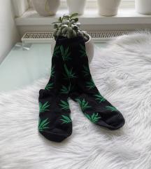 420 weed zokni Új One Size 💚