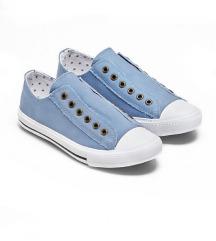 💙Új bpc farmerkék cipő (bonprix)💙