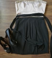 New Look szaténos alkalmi ruha