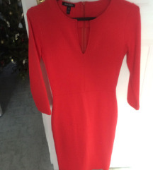 Piros elegáns ruha