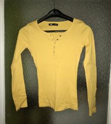 Mustár sárga felső