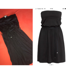 H&M női pántnélküli ruha (ÚJ)
