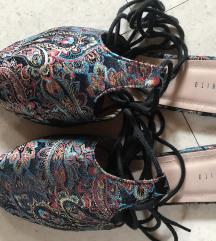 Mohito 38-as szatén cipő