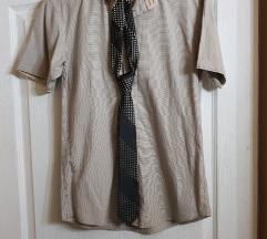 Férfi ing nyakkendővel