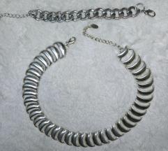 Bizsu szett - karkötő + nyaklánc -